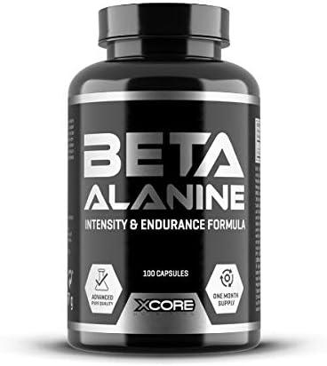 Prozis Xcore Series Beta Alanine - 100 caps.