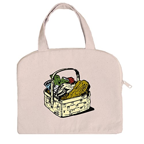 Tablet Bag Canvas Handles Food Basket Fruit & Vegetable Image By Style In Print (Fruit Gift Baskets Tampa)