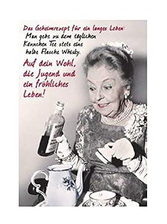 Depesche 8155 011 Gluckwunschkarte Undercover Mit Lustigem Motiv
