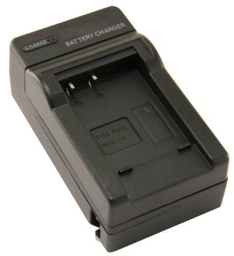 STKs Panasonic DMW-BCG10PP Digital Camera Charger - for Panasonic Lumix DMC-ZS7, DMC-ZS6, DMC-ZS10, DMC-ZS5, DMC-ZS3, DMC-ZS8, DMC-ZS1, DMC-ZR3, DMC-ZR1, DMC-TZ10, DMC-TZ7, DMC-TZ20, DMW-BCG10, DMC-T