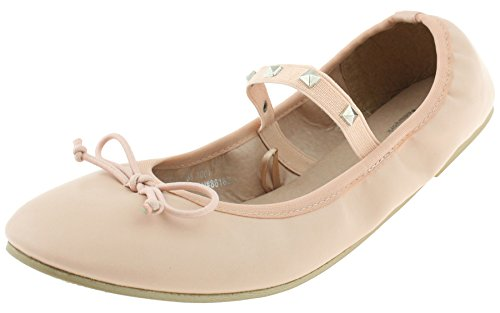 Capelli New York Ladies Flats Blush Form