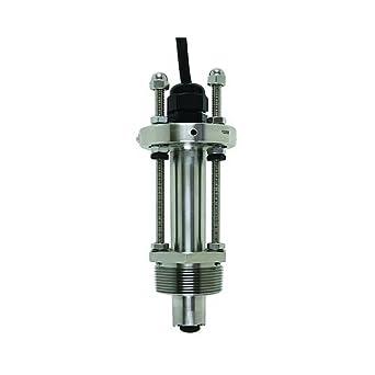 GF de sello 3 – 2540 – 1S Sensor de flujo con extraíble Electronics, 316SS