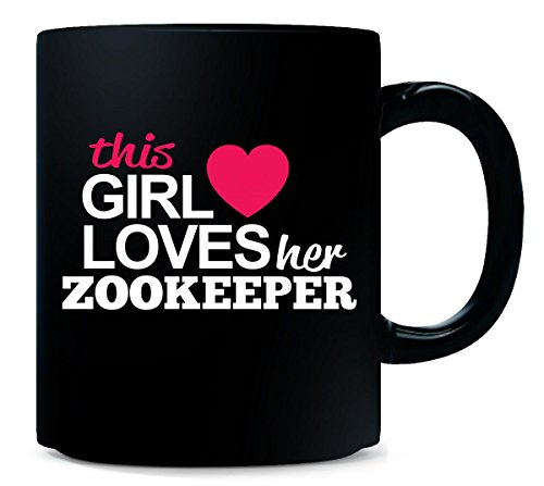 This Girl Loves Her ZOOKEEPER - Mug