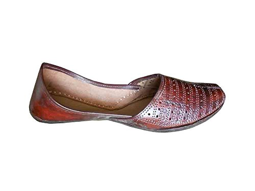 Marron Mocassins Kalra Creations pour Homme TY4TAqO