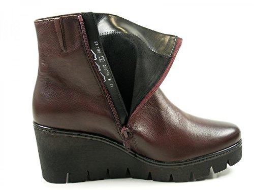 Gabor Shoes 53.78 - Botas cortas para mujer Rot