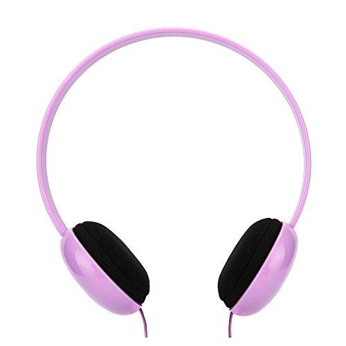 Small Boys Girls Kids Childs Lightweight Star Headphones Ear