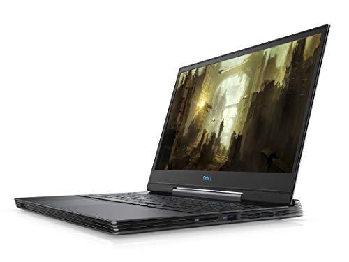 Dell G5 15 G5590 15.6 Inch FHD 1080p Gaming Laptop, Intel Core i7-9750H up to 4.5GHz, 16GB DDR4 RAM, 128GB SSD (Boot) + 1TB HDD, GeForce GTX 1660 Ti 6GB, Backlit KB, Webcam, Windows 10 - White