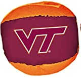 Game Day Outfitters 1937119 Virginia Tech - Ball Hackysack 24 DP - Case of 144