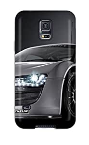 LatonyaSBlack Design High Quality Audi R8 Lms Cover Case With Excellent Style For Galaxy S5