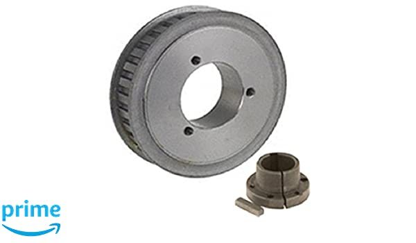 Browning 20H100SH Steel Gearbelt Pulleys with Q-D Bushings for H075 and H100 Belts 1-5//16 Flanged Pulley 0.75 and 1 Wide 1//2 Pitch