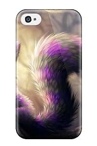 Hot alice in wonderland animal cat cheshire cat Anime Pop Culture Hard Plastic iPhone 4/4s cases