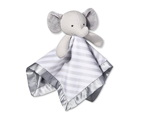 (Cloud Island - Gray Elephant Security Blanket)