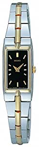 Seiko Women's SZZC42 Dress Two-Tone Watch