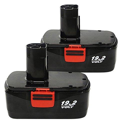 Enegitech 19.2V C3 Replacement Battery for Craftsman 3.0Ah D