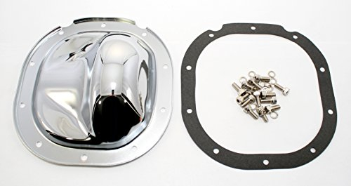 Assault Racing Products A9465KIT Ford 10 Bolt 8.8in Ring Gear Chrome Steel Rear Differential Cover Kit