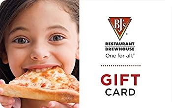 $50 BJ's Restaurant & Brewhouse Gift Card