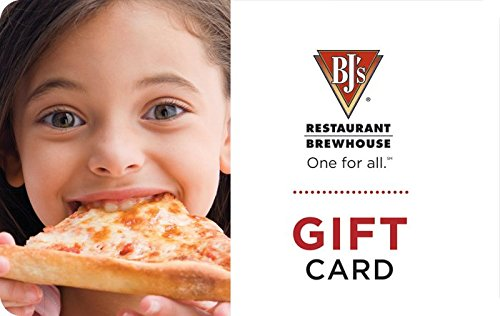 BJ's Restaurant Gift Card