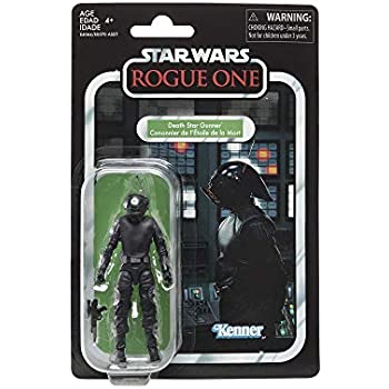 """Star Wars The Vintage Collection Episode IV: A New Hope Death Star Gunner 3.75""""-Scale Action Figure – Collectible"""
