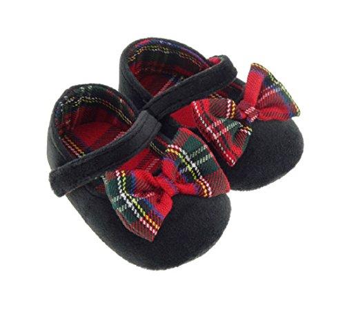 Chaussures fille 24m Noir 18 Bébé Pour Appin Souples Glen 5wx46w