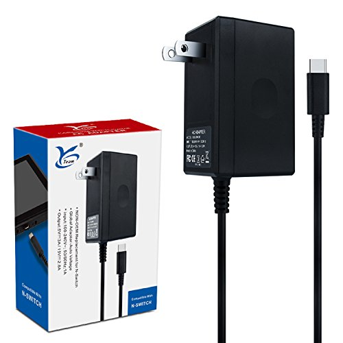 Excellent AC Power Adapter for the Switch