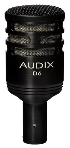 Audix D6 Kick Mic w/ XLR Cable & Mic Stand by Audix (Image #1)
