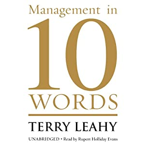 Management in 10 Words Audiobook