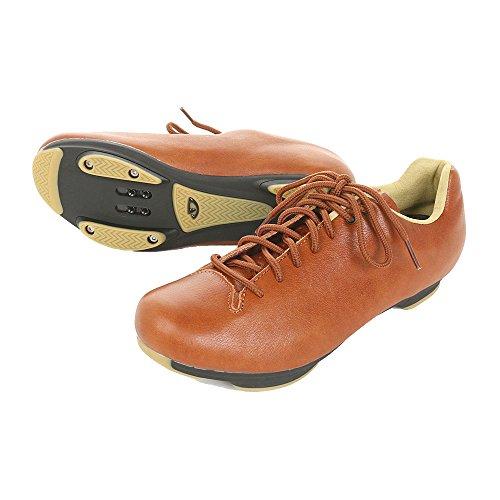 従順なコマースホールジロ GIRO リパブリック REPUBLIC LX Sepia leather [並行輸入品]