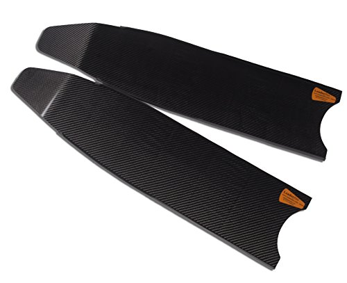 Stereoblades Spearfishing Freediving Snorkeling CARB FIBER BLADES product image