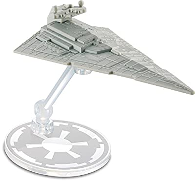 Hot Wheels Wars Imperial Star Destroyer Starship Vehicle Playset