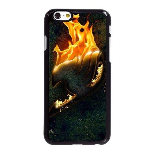 Fairy Tail RS35SN3 coque iPhone 6 6S plus de 5,5 pouces de mobile cas coque J8DK8T4UY