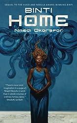 Binti: Home by Nnedi Okorafor fantasy book reviews