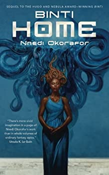 Binti: Home by Nnedi Okorafor fantasy book reviews