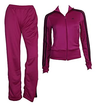 adidas trainingsanzug damen pink strenge anz ge foto. Black Bedroom Furniture Sets. Home Design Ideas