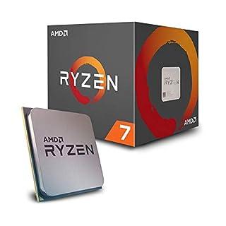 AMD Ryzen 7 2700 Processor with Wraith Spire Led Cooler - YD2700BBAFBOX (B07B41717Z) | Amazon price tracker / tracking, Amazon price history charts, Amazon price watches, Amazon price drop alerts