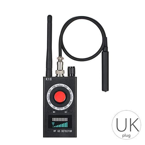 Ruiboury - Detector de cámaras multifunción y de señal gsm para localizar bichos de Audio GPS, rastreador de radiofrecuencia, detecte Productos ...