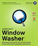 Software : webroot Window Washer v.4