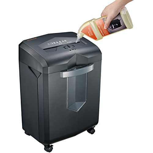 Bonsaii Paper Shredder Lubricant Oil for Home Tools, 12 oz. / 400ml by bonsaii (Image #1)