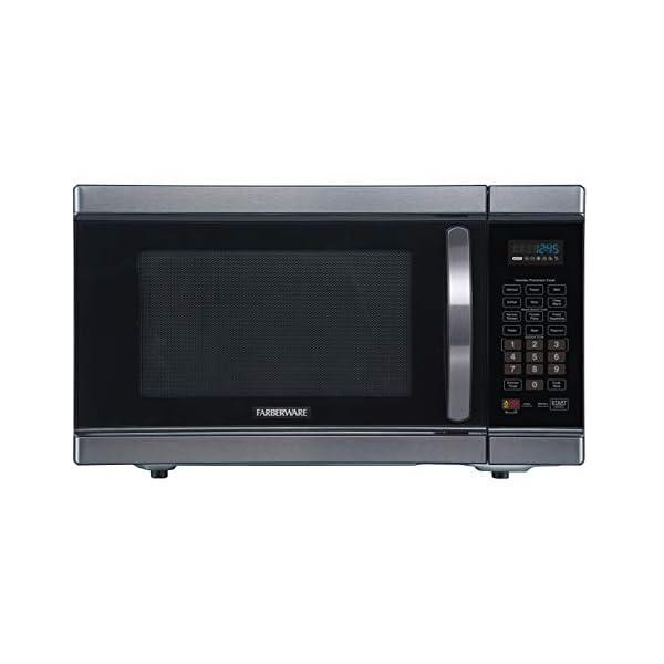 Farberware Professional FMO11AHTBKL 1.1 Cu. Ft. 1000-Watt Microwave Oven