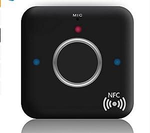 Morze B7 Wireless Car Bluetooth Receiver CSR8635 Bluetooth Audio Receiver Music Box Adapter w/ Mic AUX for Speaker Home Audio System