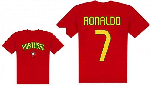 World of Football Player Shirt Portugal Ronaldo - 164