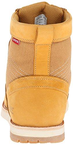 Levis Mens Dawson Boot Wheat