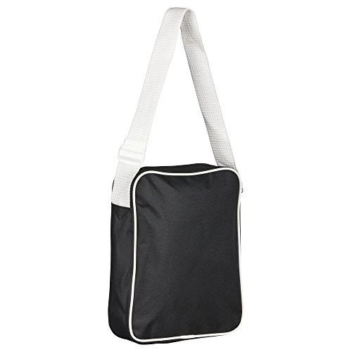 Shoulder Black Slim Bag Expert Retro E10qWp