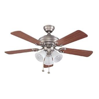 Harbor breeze 44 bellevue antique nickel ceiling fan e be44an5c harbor breeze 44quot bellevue antique nickel ceiling fan e be44an5c publicscrutiny Images