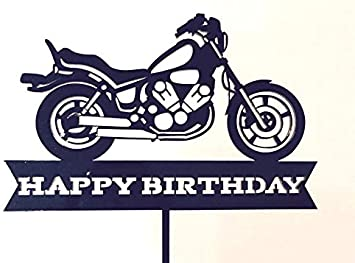 Pin By Veronique Verstaen On Birthdays Greetings Other Event Sentiments Happy Birthday Man Happy Birthday Biker Happy Birthday Motorcycle