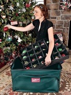 (TreeKeeper Ornament Storage Box )