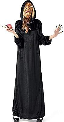 SD Disfraz de Bruja de Horror de Halloween, atmósfera de Terror de ...