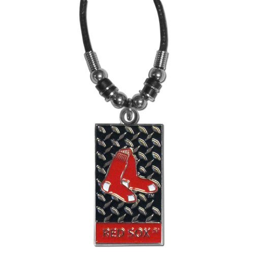 MLB Boston Red Sox Gridiron Necklace