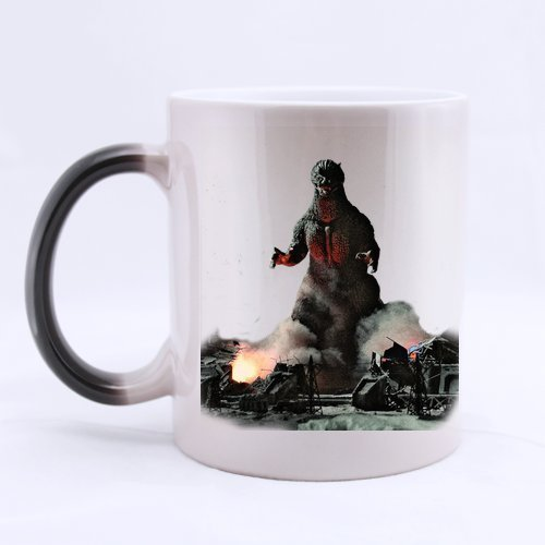 Mug for U godzilla 1 Custom Morphing Mug Coffee Cup (Godzilla Coffee Cup compare prices)
