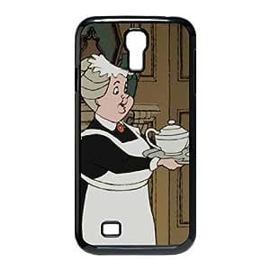Samsung Galaxy S4 I9500 Phone Case Black One Hundred and One Dalmatians Nanny KMI6163365