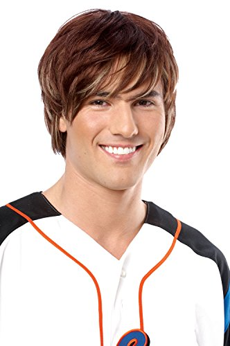 Costume Culture Men's Heartthrob Wig